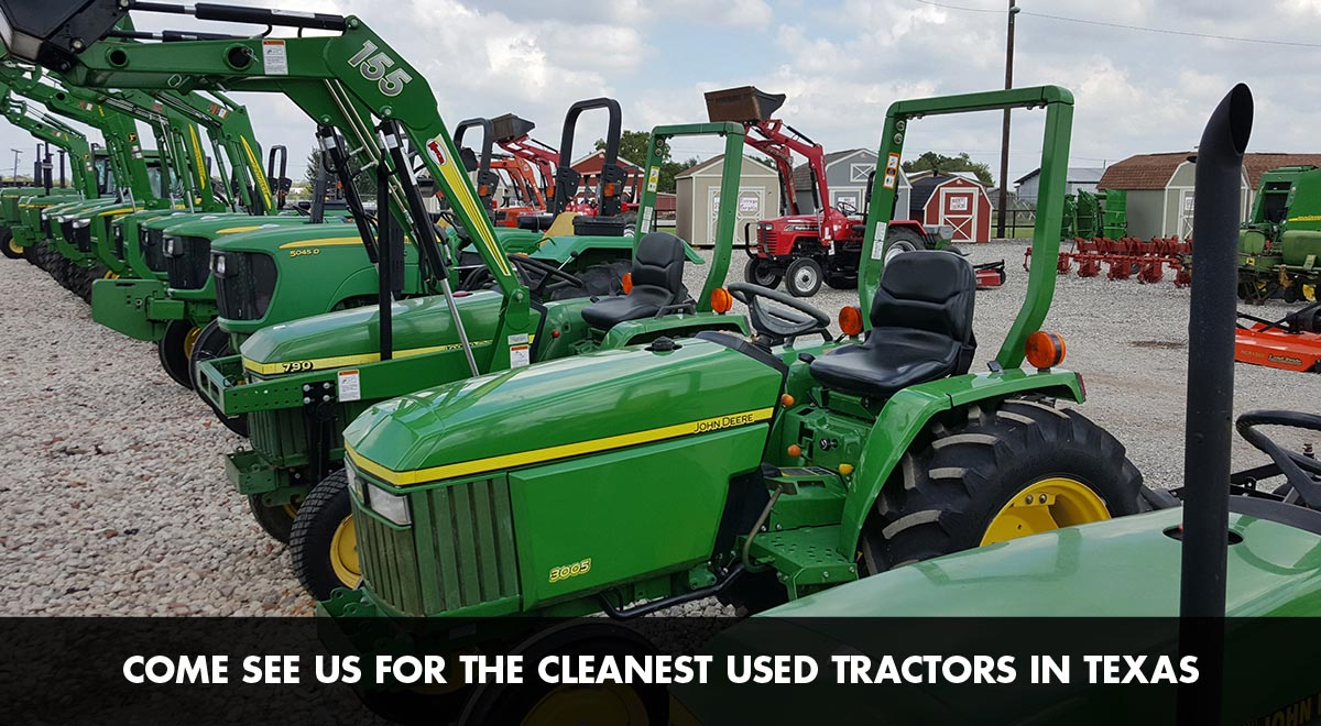 My Texas Tractor | Elmendorf TX | 45 Years of Experience in